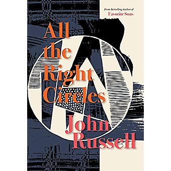 All The Right Circles by John Russell - 9781644280423 Book