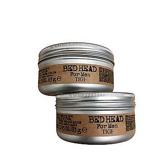 TIGI Bed Head for Men Pure Texture Molding Paste 2.93 OZ Duo