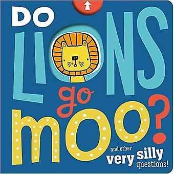 Do Lions Go Moo? - 9781789471915 Book