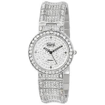 Burgi Clock Woman Ref. BUR060SS