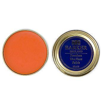 Barker Wax Polish-Tan