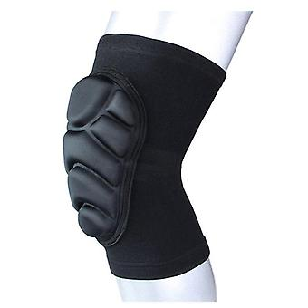 Thicken outdoor sports knee protective pad for basketball running etc