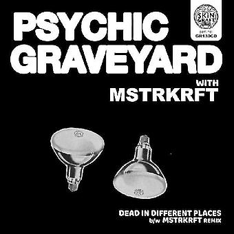 Dead In Different Places / Mstrkrft Remix [CD] USA import