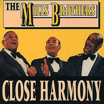 Mills Brothers - Close Harmony [CD] USA import