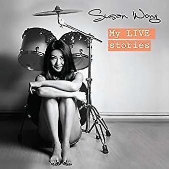 Susan Wong - My Live Stories [SACD] USA import