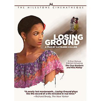 Losing Ground [DVD] USA import