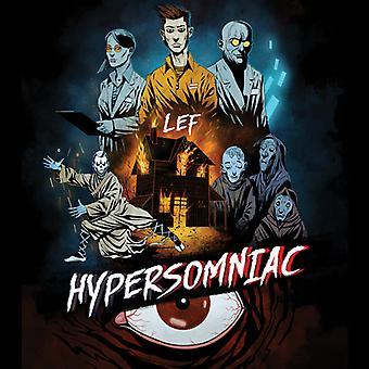 Lef - Hypersomniac [CD] USA import