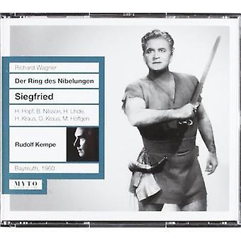 Wagner / Kempe - Hopf-Nilsson-Kraus [CD] USA import