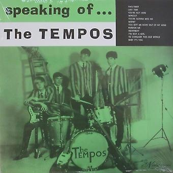 Tempos - Speaking of [Vinyl] USA import