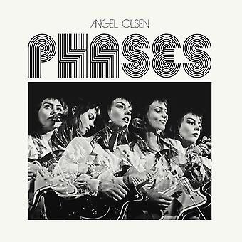Olsen*Angel - Phases [CD] Usa import