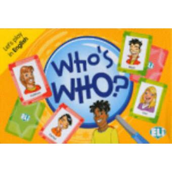 Who'S Who? - Who'S Who? - Game Box - 9788853611703 Book
