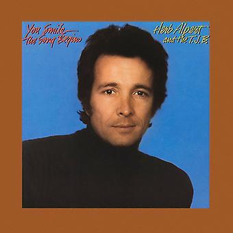 Herb Alpert & Tijuana Brass - You Smile: Song Begins [CD] USA import