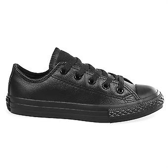 Converse Ct Ox Converse Black Youth 343913C Shoes Boots