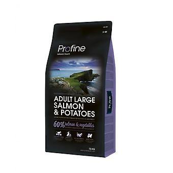 Profine Adult Large Salmon (Dogs , Dog Food , Dry Food)