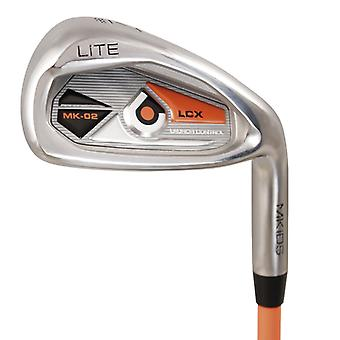 MKids Lite Junior 8 Iron Right Hand Orange 6-8 Years