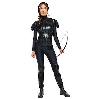 Rubie ' s naiset ' s The nälkä pelit Deluxe Katniss puku mockingjay osa 2