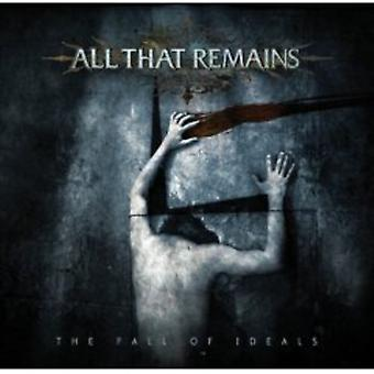 All That Remains - Fall of Ideals [CD] USA import