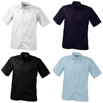 James i Nicholson męskie koszula firmy Krótki rękaw