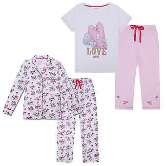Me To You Tatty Teddy Official Gift Ladies Nightwear Pyjamas
