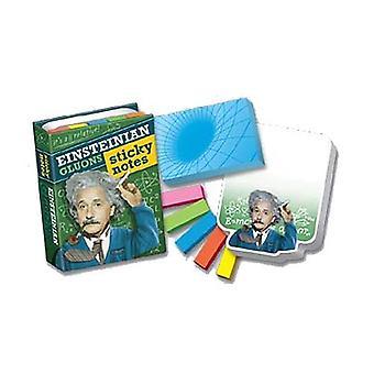 Sticky Notes - UPG - Einstein's Gluons Brevpapir Memo Pad 535