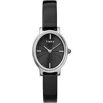 TW2R94500, City Milano Timex Style Ladies Watch / Noir