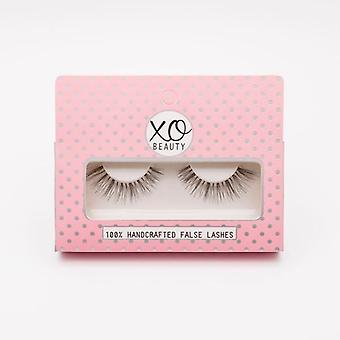 xoBeauty False Lashes - The Glamourista - Dramatic Ultra Curled Winged Out