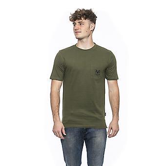 Vrd. militare military round neck t-shirt