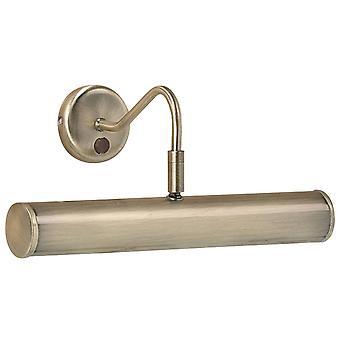 2 Immagine leggera Parete LightAntique Brass, E14