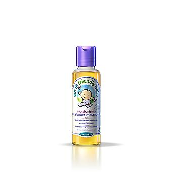Earth Friendly Baby Moisturising Shea Butter Massage Oil