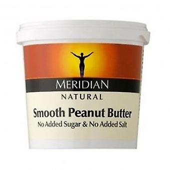 Meridian - Smooth Peanut Butter No Salt 1000g