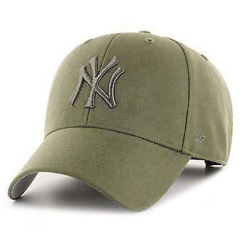 47 Brand Relaxed Fit Cap - MVP New York Yankees wood oliv