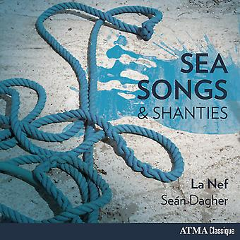 Dagher / La Nef - Sea Songs & Shanties [CD] USA import