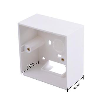 42mm Deep External Mounting Box- For Wall Switches And Sockets