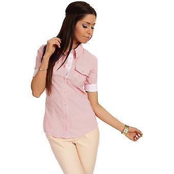 Camicie moe rosa v48403