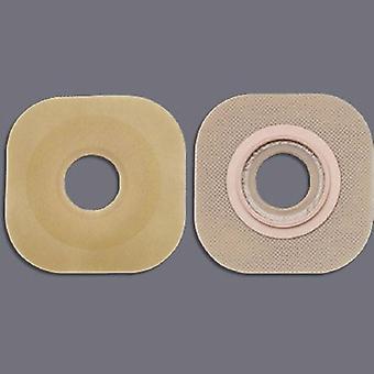 Barreira de Colostomia hollister, abertura de estoma de 7/8 polegadas, 5 contagem