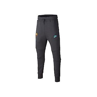 Nike JR FC Barcelona Tech Fleece BV0496070 training all year boy trousers