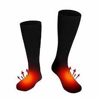 Piedi elettrici Warmers Leg Warmer Inverno Calzini Donne
