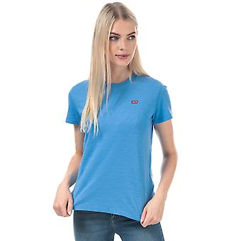 Women's Levis Perfect T-Shirt in Blue
