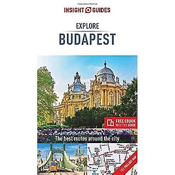 Insight Guides Explore Budapest (Travel Guide with� Free eBook) (Insight Explore Guides)