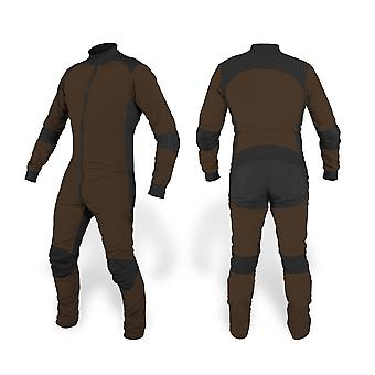 Freefly skydiving suit brown se-03