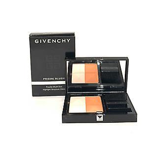Givenchy Prisme Blush Powder Blush Duo Highlight, Color 6.5g Spirit #05 -Box Imperfect-