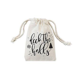 Christmas Holiday Favor Bags