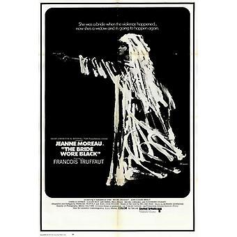 The Bride Wore Black Movie Poster Print (27 x 40)