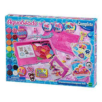 Aquabeads - glamorous designer glamourous set aquabeads glamorous designer set