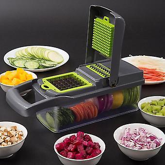 Vegetable, Fruits, Potato Masher Ricer Vegetable Mandoline Slicer & Cutter