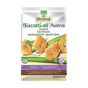 Wholemeal oat biscuits 250 g