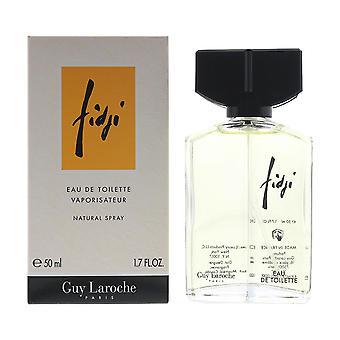 Guy Laroche Fidji Eau de Toilette 50ml Spray