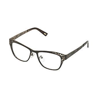 Ladies'Spectacle frame Loewe VLW445M510I62 Bronze (ø 51 mm)