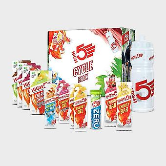 New High 5 Cycle Energy Drinks Natural