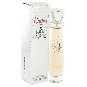 Naomi by Naomi Campbell Eau De Toilette Spray 1 oz / 30 ml (Women)